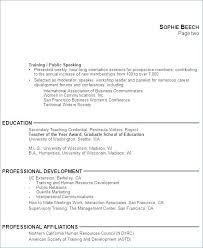 Sample Education Resume Sample Elementary Teacher Resumes Teaching