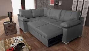 grey fabric corner sofa bed eo furniture