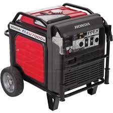 electric generators. Honda EU7000IS Electric Generators 1