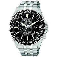 citizen eco drive men s titanium bracelet watch h samuel citizen eco drive men s titanium bracelet watch product number 8594988
