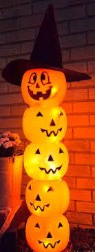diy halloween lighting. 20 fun and easy diy halloween decorating projects garage lighting plastic pumpkins porch diy