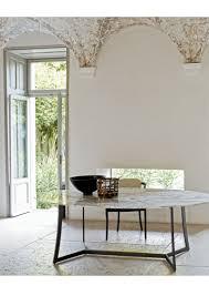 King Anna Wetzel Designer Tisch In Marmor Glas Oder Holz