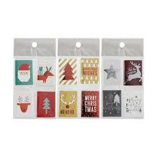 Folding Gift Tags 24 Foldable Gift Tags Assorted