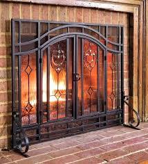oversized fireplace screens oversized fireplace screens large outdoor fireplace screens oversized iron fireplace screens