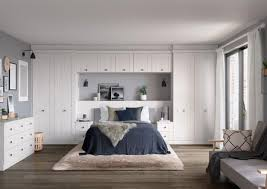Innovative Fitted Bedrooms With Bedroom Hammonds Wardrobes