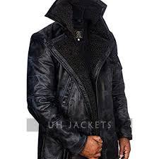 blade runner 2 ryan gosling leather fur coat