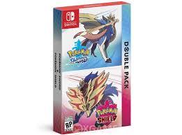 Pokemon Sword and Shield Dual Edition -US – xGAMESHOP-Retail Store Games