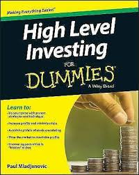 <b>High Level</b> Investing for Dummies by <b>Paul Mladjenovic</b> and ...