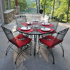 black wrought iron patio furniture sale vintage garden for t30 furniture