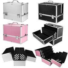 Extra Large Space Storage Beauty Box Make up Nail Jewelry Cosmetic Vanity  Case | eBay