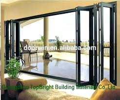 folding patio doors folding glass doors exterior folding patio exterior glass doors hardware bi folding