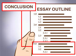 outline for essay easy ways to write an essay outline wikihow  easy ways to write an essay outline wikihow