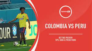 Colombia v Peru prediction, betting ...