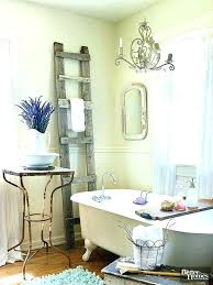 bathtub chandelier chandelier over tub bathroom chandelier over the tub with a rustic theme hanging chandelier