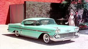 1958 Chevrolet Bel Air Impala 17471847 - YouTube