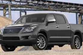 Lexus Lxt Pickup Truck Changes | 2019 - 2020 Lexus