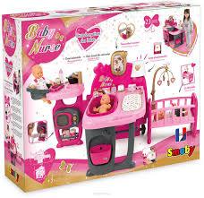 "Дом для кукол <b>Smoby</b> ""<b>Baby Nurse</b>. Большой <b>игровой</b> центр для ..."