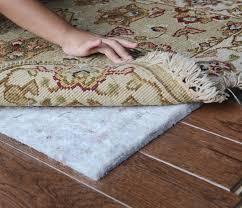 top best rug pads for hardwood floors rugs pad flooring ideas inside intended for rug pad