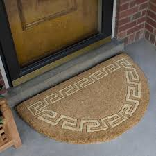 Exteriors  Curb Appeal Door Mat Front Door Mats As A Guest - Exterior doormat