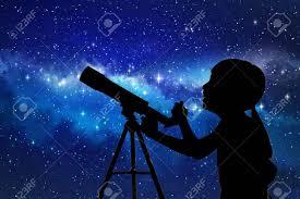 Resultado de imagen de MIrando por el Telescopio