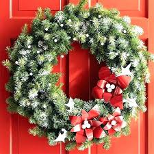 lighted door wreaths outdoor wreaths large outdoor wreaths lighted wreath with large red flower shapes and