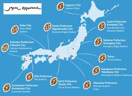 Rugby World Cup 2019 In Japan When And Where With A Japan