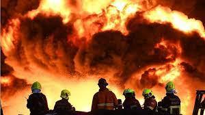 โรงงานกิ่งแก้วไฟไหม้ : เรารู้อะไรแล้วบ้าง หลังไหม้มาตั้งแต่ตี 3 - ข่าวสด