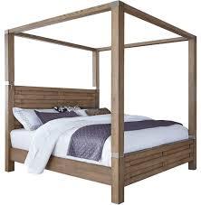 Pulaski Furniture Corridor 16 Canopy Bed Farmhouse Canopy Beds