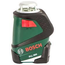 <b>Уровень лазерный Bosch</b> PLL360 c дальностью до 20 м в Москве ...