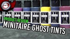 Minitaire Paint Conversion Chart Minitaire Ghost Tints