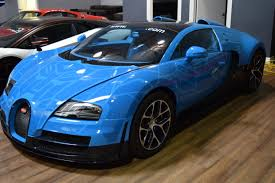 Transformers-Themed Bugatti Veyron Grand Sport Vitesse Goes For ...