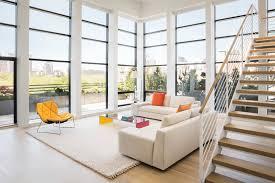 1 Bedroom Loft Minimalist Collection Impressive Design