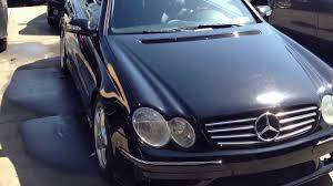 2003 Clk500 AMG package - Black on Black - YouTube