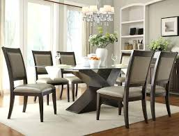 small glass dining room table the most glass top dining room sets for small glass top