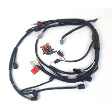 240sx wiring harness protect your engine wires nissan 240sx wiring harness wiring specialties s14 ka24de lower harness for 240sx s14