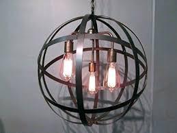 large metal orb chandelier metal orb chandelier world market entry option 1 large interior home improvement
