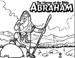 Small Picture The Heroes of the Bible Abraham Coloring Pages Batch Coloring