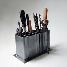 steel desk organizer 55 00 via