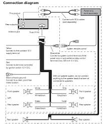 wiring diagram for pioneer car stereo the wiring diagram i have a pioneer deh 11 car stereo and i need the color code