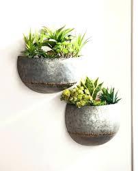 ceramic wall planter wall planters 2 piece metal wall planter set ceramic wall planters shane powers ceramic wall planter