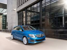 Mercedes Benz B Class Electric Drive Pictures