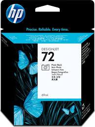 <b>Картридж HP 72</b> (C9397A), черный, для струйного принтера ...