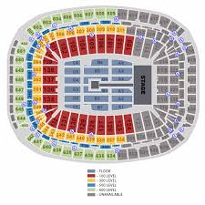 St Louis One Direction Map Stadium Seating Chart