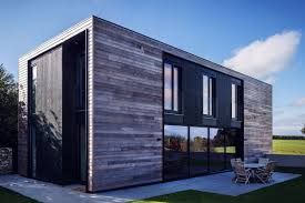 Flatpack House Prefab Kiss House Designed To Passive House Standards Is