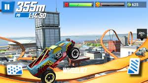 hot wheels race off stunt
