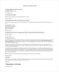 51+ Formal Letter Format Template | Free & Premium Templates