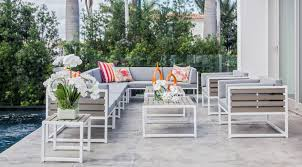 Modern Outdoor Furniture Miami Impressive Modern 48 Go Furniture Best House Interior Today