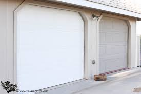 how to paint garage doors project curb appeal the wood