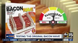 Can The Original Bacon Wave Make Perfectly Crispy Bacon In