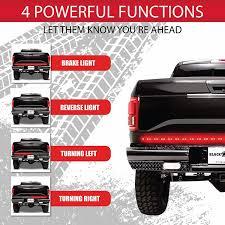 Truck Tailgate Lights China Truck Tailgate Light Bar Strip Brake Turn Signal